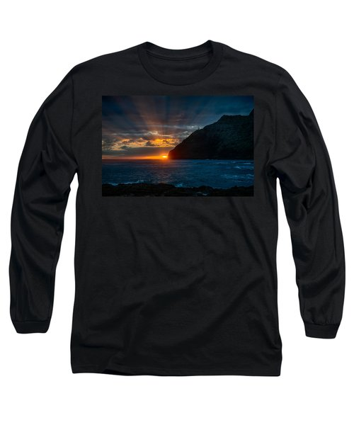 Makapuu Sunrise Long Sleeve T-Shirt