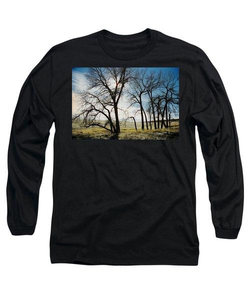 Make A Stand Long Sleeve T-Shirt