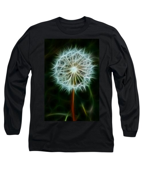 Make A Wish Long Sleeve T-Shirt by Joann Copeland-Paul