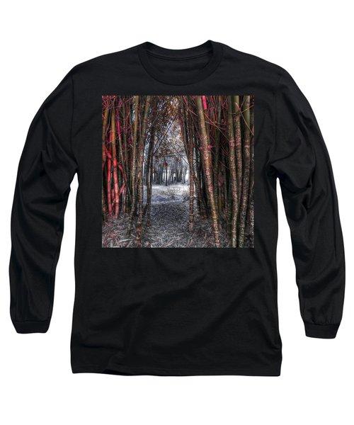 Malice In Wonderland Long Sleeve T-Shirt