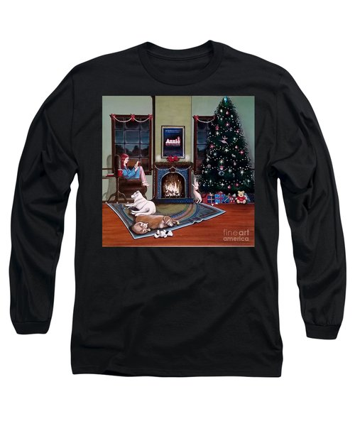 Mallory Christmas Long Sleeve T-Shirt