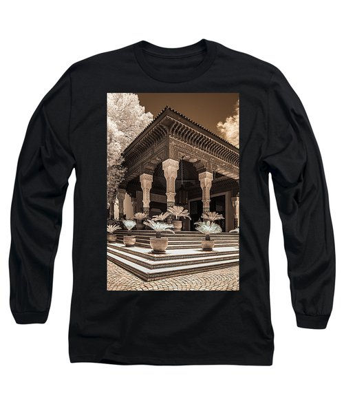 Mamounia Hotel In Marrakech Long Sleeve T-Shirt