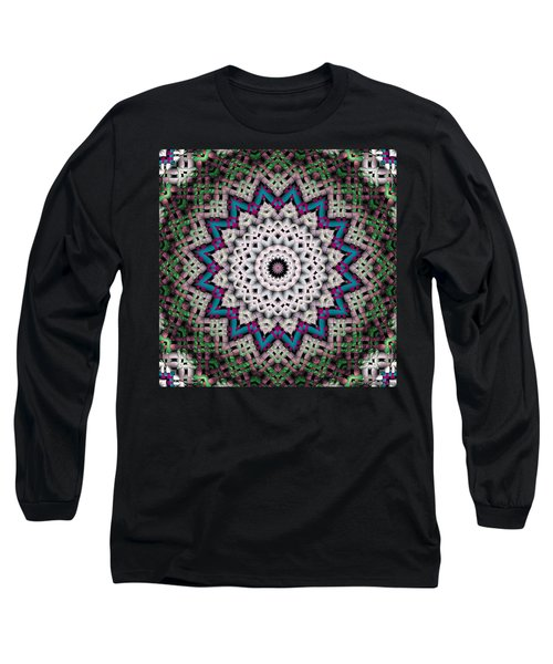 Mandala 37 Long Sleeve T-Shirt