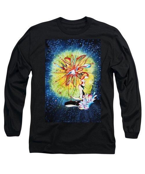 Mandala Observer Long Sleeve T-Shirt