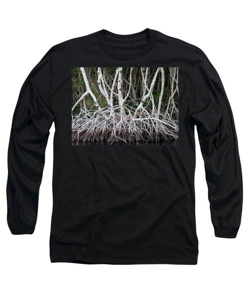 Mangrove Roots Long Sleeve T-Shirt