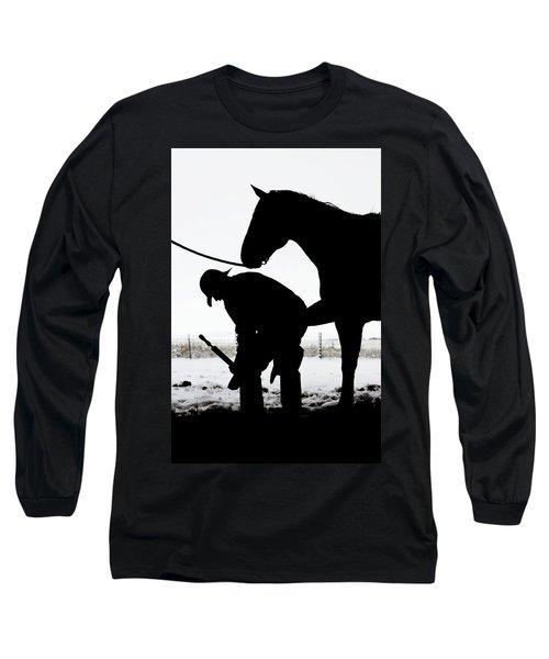 Manicure Long Sleeve T-Shirt