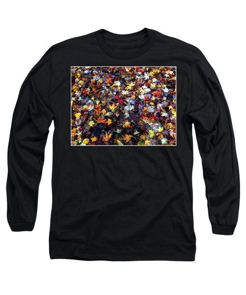 Maple Chaos Long Sleeve T-Shirt
