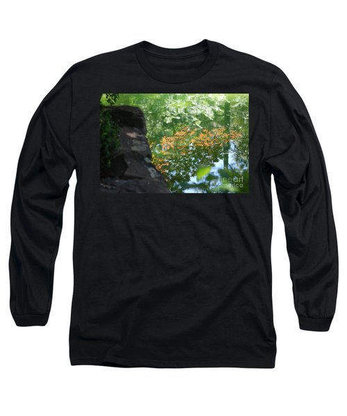 Maple Reflections Long Sleeve T-Shirt