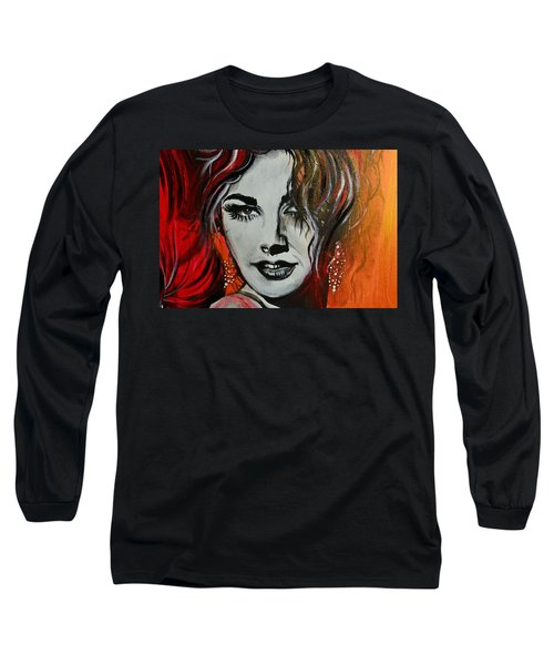 Mara Long Sleeve T-Shirt by Sandro Ramani