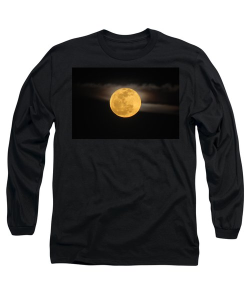 March Full Moon Long Sleeve T-Shirt