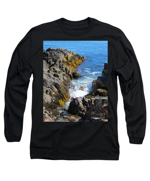 Marginal Way Crevice Long Sleeve T-Shirt