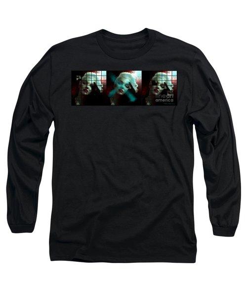 Marilyn 128 Tryp  Long Sleeve T-Shirt
