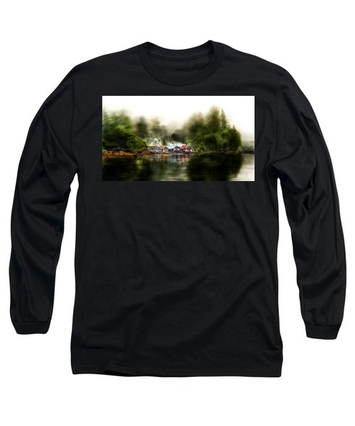 Marina Retreat Long Sleeve T-Shirt
