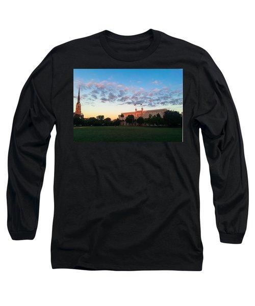 Marion Square Sunrise Long Sleeve T-Shirt