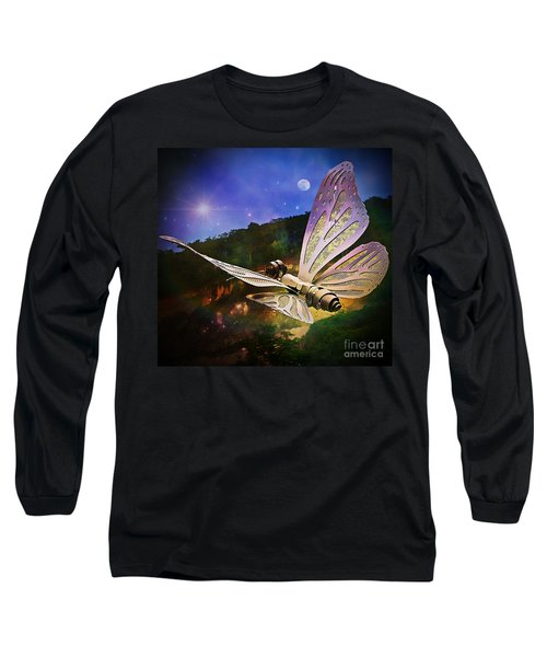 Mariposa Galactica Long Sleeve T-Shirt
