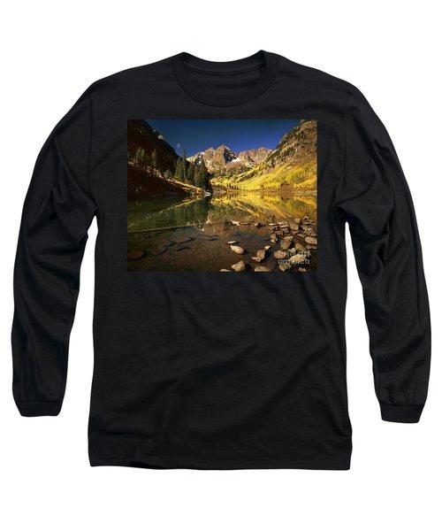 Maroon Bells Long Sleeve T-Shirt