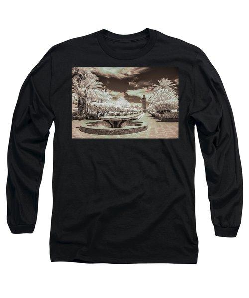 Marrakech - La Koutoubia Long Sleeve T-Shirt