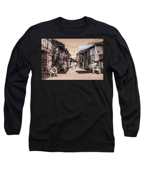 Marrakech Souk Long Sleeve T-Shirt