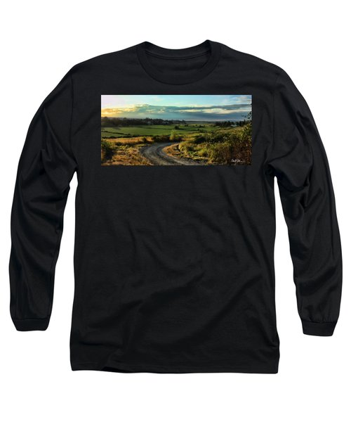 Marysville Valley Long Sleeve T-Shirt by Charlie Duncan
