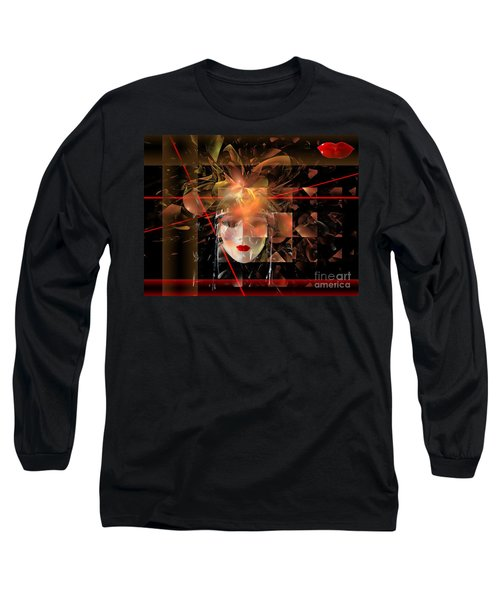 Mask 0145 Marucii Long Sleeve T-Shirt