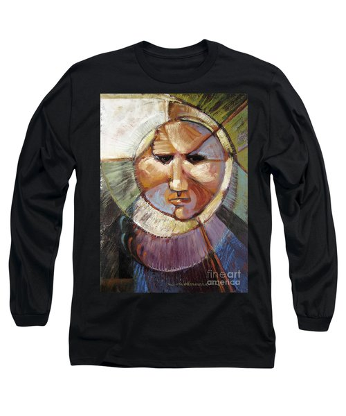 Masking Enjoyment Long Sleeve T-Shirt