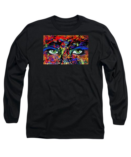 Masque Long Sleeve T-Shirt