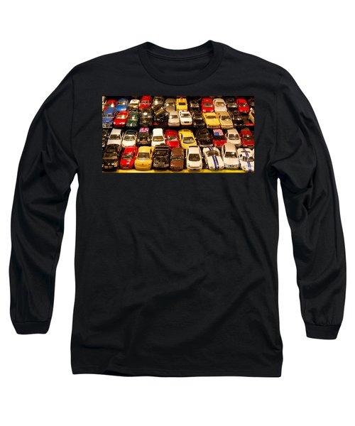Allied Matchbox Cars  Long Sleeve T-Shirt
