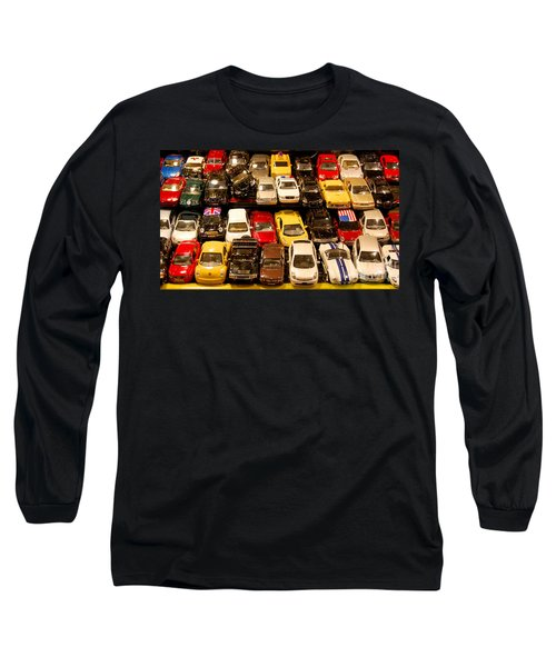 Allied Matchbox Cars  Long Sleeve T-Shirt