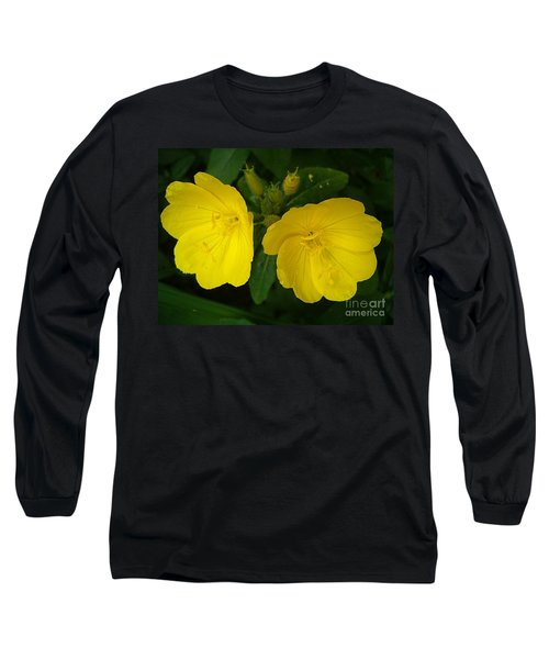 Long Sleeve T-Shirt featuring the photograph Matching Pair by Sara  Raber