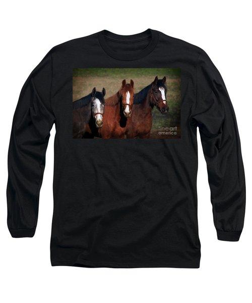 Mates Long Sleeve T-Shirt