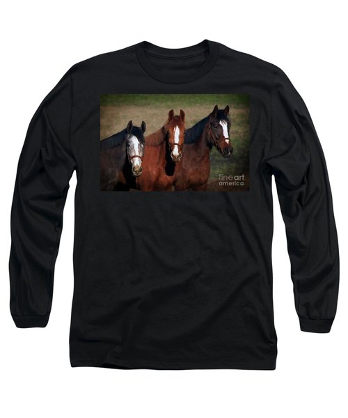 Mates Long Sleeve T-Shirt