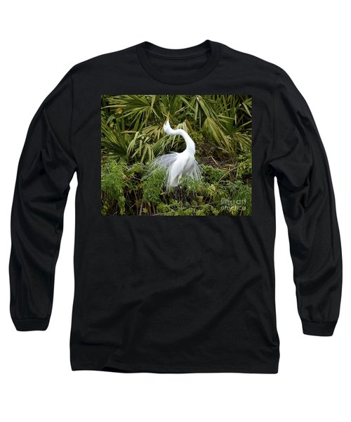 The Devine Ms E Long Sleeve T-Shirt