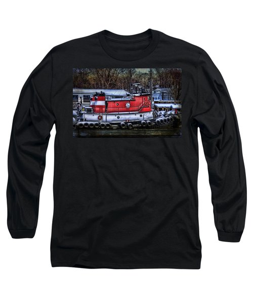 Matt Allen In Saugatuck Michigan Long Sleeve T-Shirt