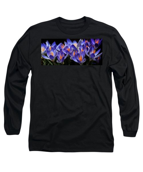 Mauve Long Sleeve T-Shirt