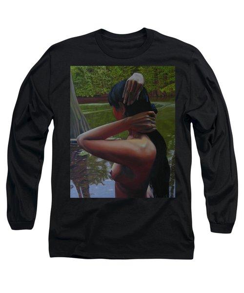 May Morning Arkansas River 6 Long Sleeve T-Shirt