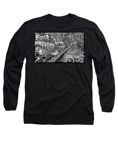Mayannual Long Sleeve T-Shirt