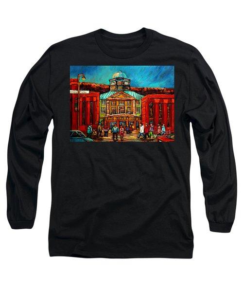 Mcgill Gates Montreal Long Sleeve T-Shirt