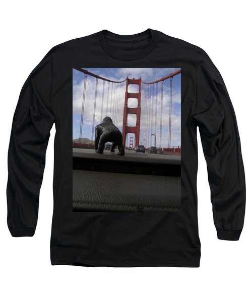 Mcgilla Gorilla Long Sleeve T-Shirt
