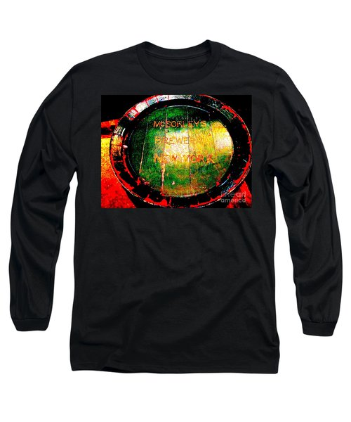 Mcsorleys Brewery Long Sleeve T-Shirt