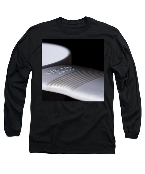 Measuring Cup Long Sleeve T-Shirt