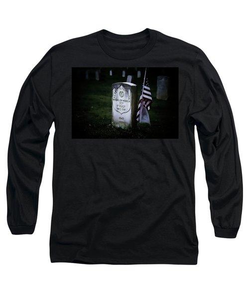 Medal Of Honor Long Sleeve T-Shirt