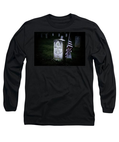 Medal Of Honor Long Sleeve T-Shirt