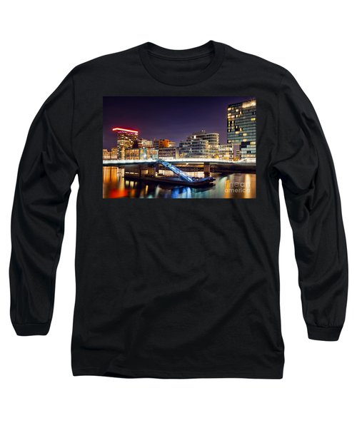 Media Harbor Dusseldorf Long Sleeve T-Shirt