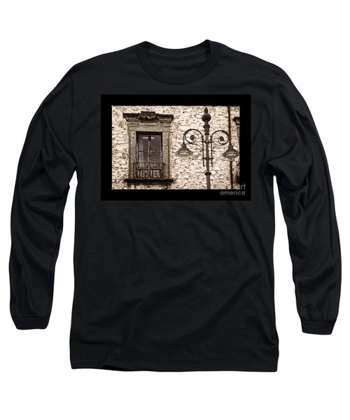 Medieval And Modern Long Sleeve T-Shirt