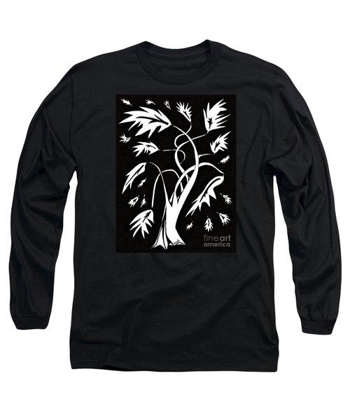 Medieval Tree Long Sleeve T-Shirt