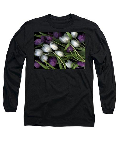 Medley Long Sleeve T-Shirt by Christian Slanec