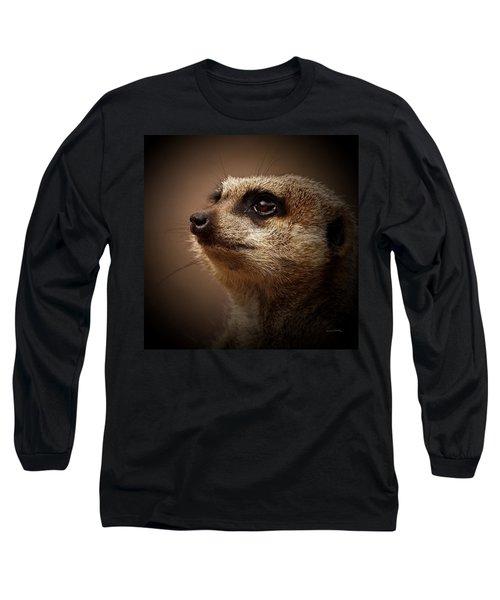 Meerkat 6 Long Sleeve T-Shirt
