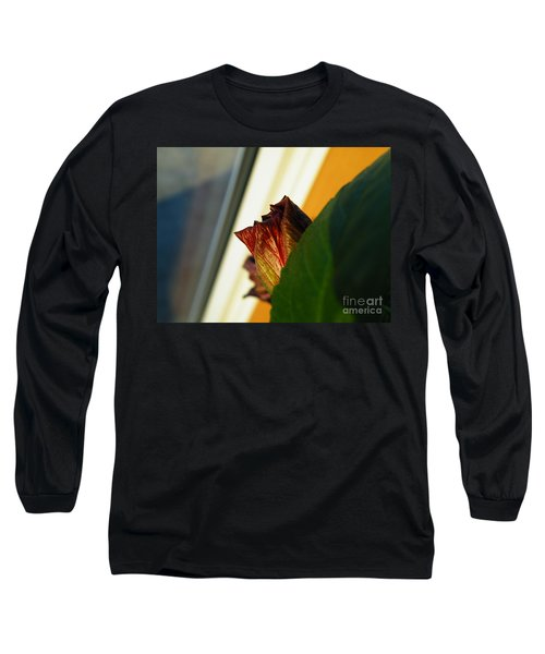 Long Sleeve T-Shirt featuring the photograph Mellow Mourning by Brian Boyle