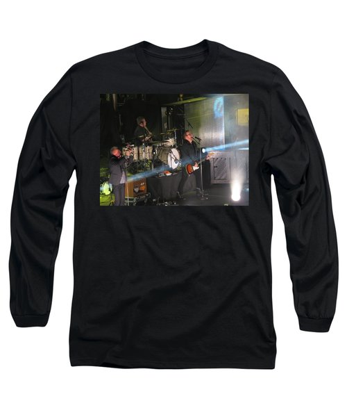 Members  Of Newsong Long Sleeve T-Shirt