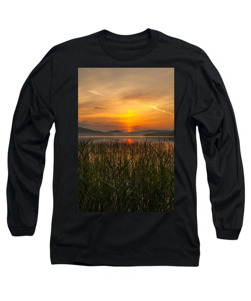 Long Sleeve T-Shirt featuring the photograph Peace Of Mind by Rose-Maries Pictures